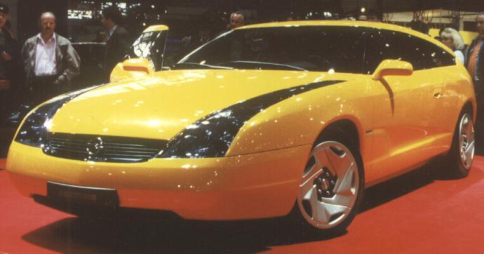 Bertone Opel Slalom 1996