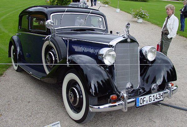 Mercedes W Kaufen