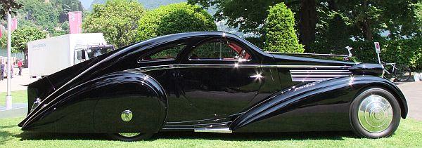 Bmw Of Newton >> Villa D'Este 2012, Rolls-Royce Sonderschau